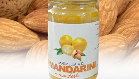 Marmellata di Mandarini e Mandorle