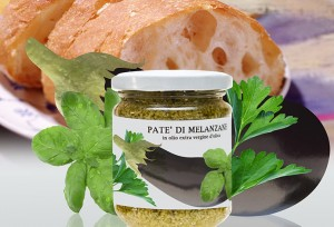 Patè di Melanzane