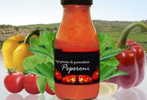 Salsa Sugo ai Peperoni