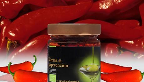 Bio Crema di Peperoncino