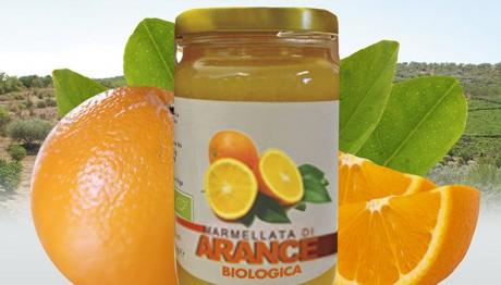 Marmellata di Arancia Bionda Biologica