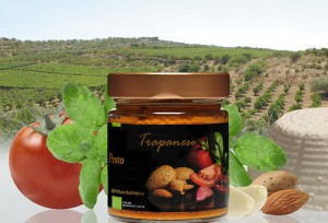 Pesto Biologico alla Trapanese