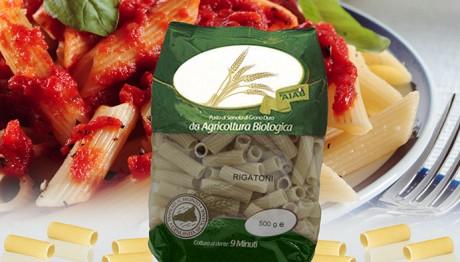 Pasta Biologica Rigatoni