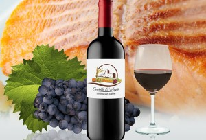 Vino Rosso Syrah