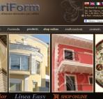 Pluriform decorazioni per esterno